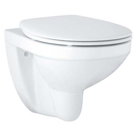 Wc závěsné Grohe Bau Ceramic alpská bílá zadní odpad 39497000