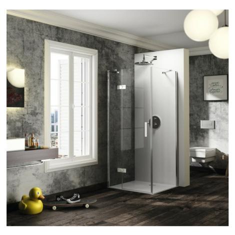 Sprchové dveře 75x200 cm levá Huppe Solva pure chrom lesklý ST0601.092.322