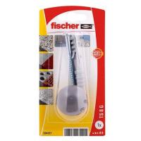 fischer TS zarážka dveří šedá
