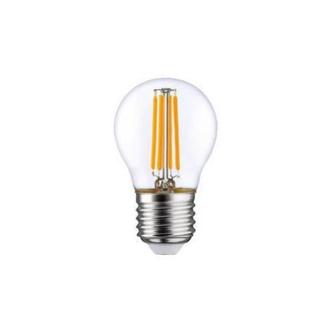 LED žárovka LightMe LM85338 230 V, E27, 7 W = 60 W, teplá bílá, A++ (A++ - E), tvar žárovky, vlá