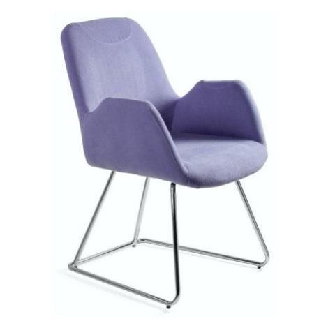 Meble PL Designová stolička Catherine modrá