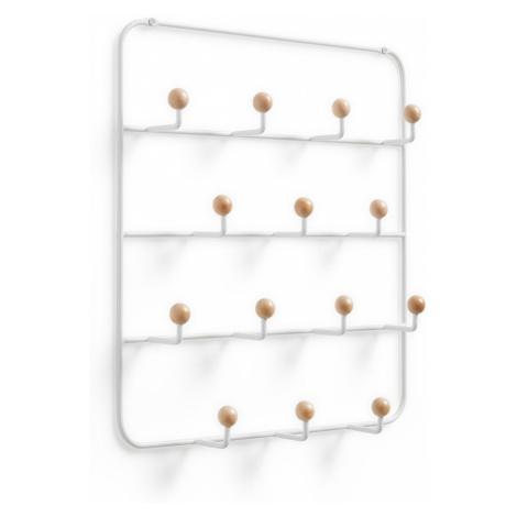 Věšák / organizér na dveře či stěnu Umbra Estique Organizer   bílý