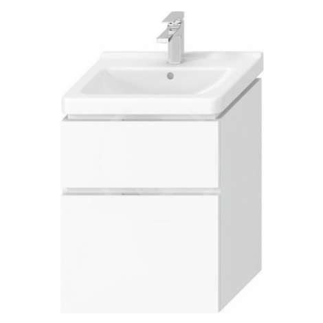 JIKA Cubito Pure Skříňka pod umyvadlo 540x683 mm, bílá H40J4224025001