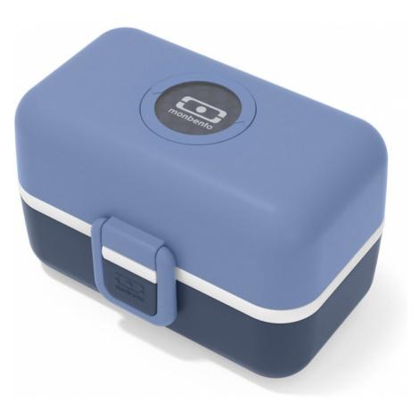 Svačinový box MonBento Tresor Blue Infinitý   fialový