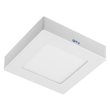 LED svítidlo GTV Matis 24 W 4000K přisazené LD-MAN24W-NBP neutrální bílá