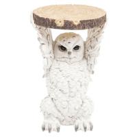Odkládací stolek Animal Owl - 35 cm
