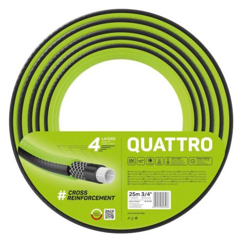"Zahradní hadice 4-vrstvá quattro 3/4"" 25 MB 10-075 BAUMAX"