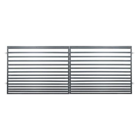 Brána Sandra 4m|1,5m ZN RAL7016 POLBRAM