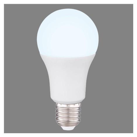 Žárovka LED E27 106710SH RGB SMART 10W 3000-6000K BAUMAX