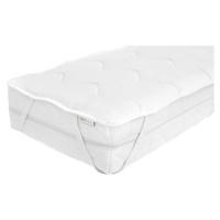 Ochranný potah na matraci na jednolůžko z mikrovlákna DecoKing Lightcover, 90 x 200 cm