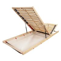 Mabo Rošt Mabo FLEX 90 x 200 cm, přední výklop + úložný prostor