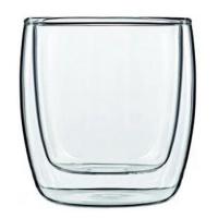 Luigi Bormioli termo sklenice MICHELANGELO 240 ml, 2 ks