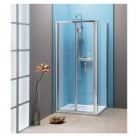 POLYSAN EASY LINE čtvercový sprchový kout 700x700mm, skládací dveře, L/P varianta, čiré sklo EL1