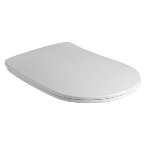 KERASAN NOLITA WC sedátko, SLIM, Soft Close, bílá 539101