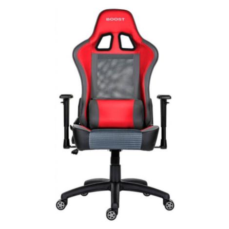 ANTARES herní židle BOOST červená