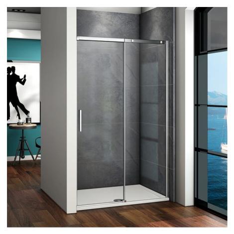 H K Posuvné sprchové dveře HARMONY B2 150, 146-150x195cm L/P varianta SE-HARMONYB2150SET