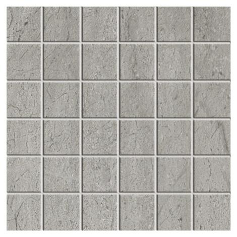 Mozaika Dom Stone Fusion grey 30x30 cm mat DSFM40