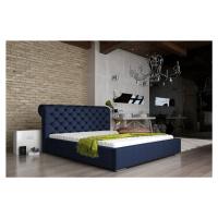 Confy Designová postel Myah 180 x 200 - 8 barevných provedení