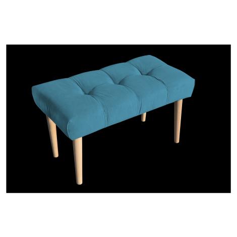 Eka Lavice Skam 80x40 cm Barva látky Trinity: (2313) Modrá