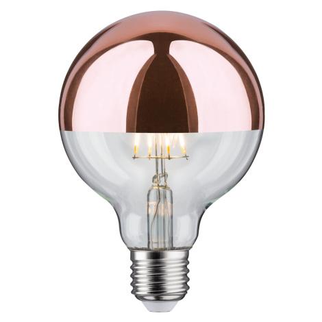 Paulmann 28674 LED A+ A++ E E27 tvar globusu 6.5 W teplá bílá