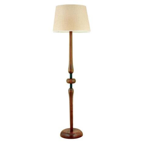 Stojací lampa z habrového dřeva Mayıs Beacon