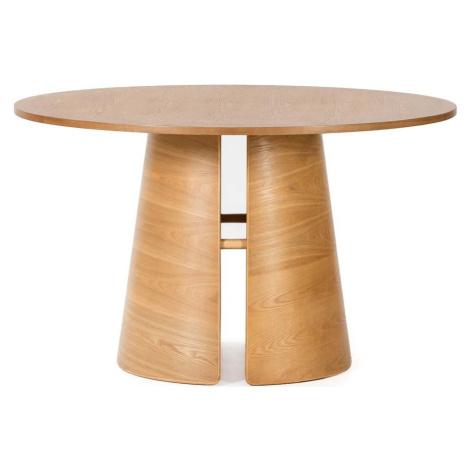 Kulatý jídelní stůl Teulat Cep, ø 137 cm