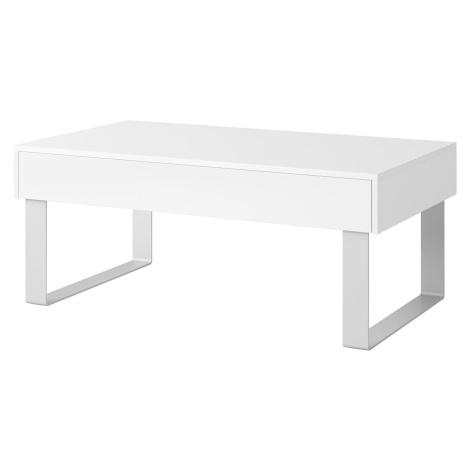 MDC Konferenční stolek (velký) Lorona -bílá