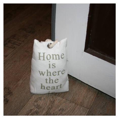 Zarážka za dveře Home bílá NOVAline