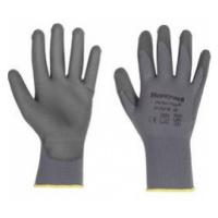 Ochranné rukavice Perfect Fit, 2400250-08, polyamid, šedá
