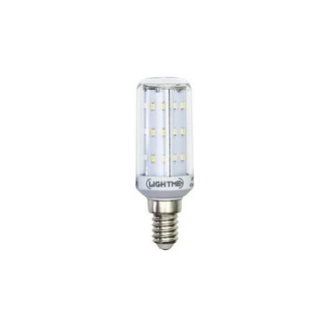 LED žárovka LightMe LM85360 230 V, E14, 8 W = 60 W, neutrální bílá, A+ (A++ - E), tvar tyče, nes