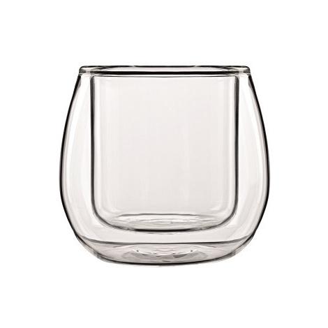 Luigi Bormioli termo sklenice AMETISTA 220 ml, 2 ks