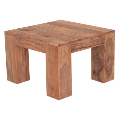 indickynabytek.cz - Konferenční stolek Tara 60x40x60 z indického masivu palisandr / sheesham Svě