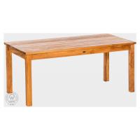 FaKopa Stůl z teaku GIOVANNI 180 x 75 cm
