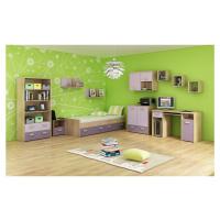 Dětský pokoj KITTY 3, barva: ...