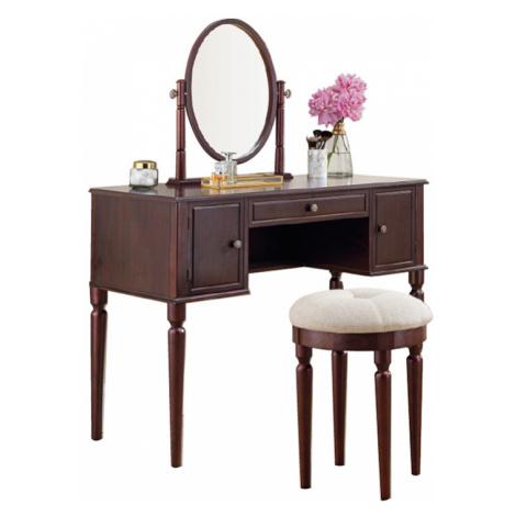 "Toaletní stolek Charlotte ""Brown"" Savoy Therese"