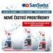 SanSwiss Power Cleaner 500ml, čistící prostředek pro sprchové zástěny 17225.2 17225.2