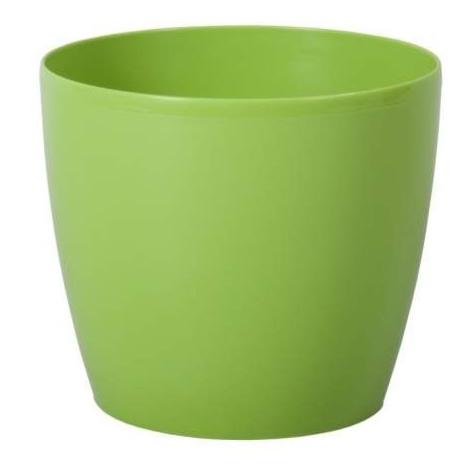 Obal MAGNOLIA plast 30cm zelená