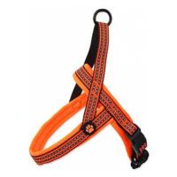 ACTIVE postroj neoprene XL oranžový 3,2 × 88-110 cm