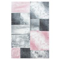 Moderní kusový koberec Hawaii 1710 Pink   růžový Typ: 120x170 cm