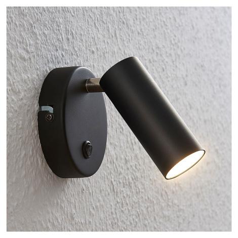 Lindby Lindby Camille LED bodové světlo, vypínač, 1zdroj.