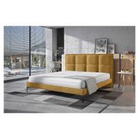 Confy Designová postel Adelynn 160 x 200 - 6 barevných provedení