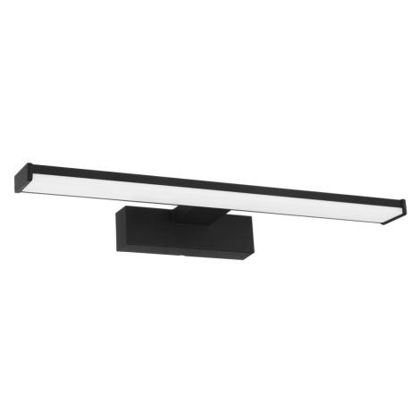 LED osvětlení nad zrcadlo Eglo Pandella 1 IP44 černá 40 cm 98907