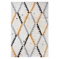 Krémově-oranžový koberec Mint Rugs Lark, 160 x 230 cm