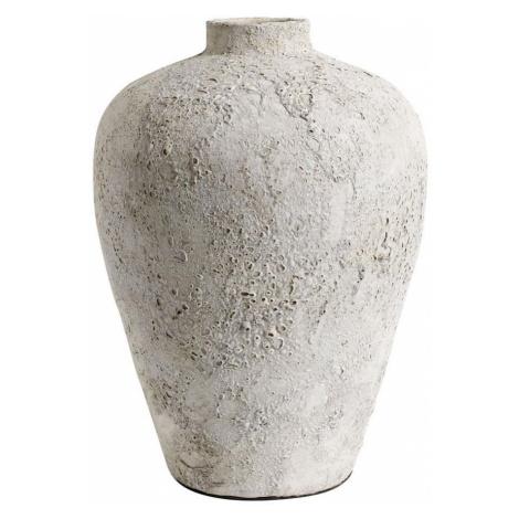 Muubs, Váza Luna 40 cm | šedá