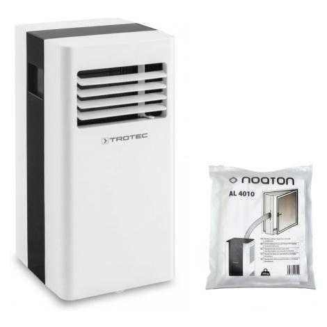 Trotec PAC 2600 X + Noaton AL 4010, mobilní klimatizace + těsnění oken (4m)