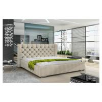 Confy Designová postel Elsa 180 x 200 - 9 barevných provedení