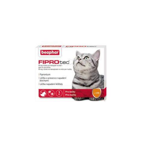 Fiprotec pro kočky Spot-on 50mg Beaphar