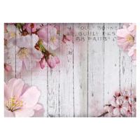 Velkoformátová tapeta Bimago Apple Blossoms, 400 x 280 cm