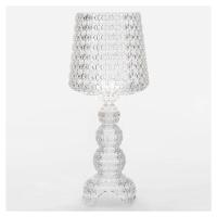 Kartell Kartell Mini Kabuki LED stolní lampa transparentní