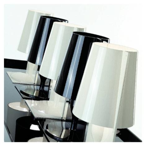 Kartell Kartell Take designová stolní lampa, černá
